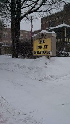 Never ending snow!