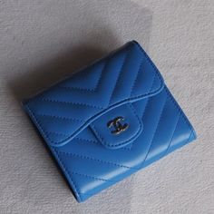 Chanel Classic Small Pocket Flap Wallet Style code: Size: x x inches Unique Selling Proposition, Chanel Wallet, Leather Keychain, Continental Wallet, Wallets, Pocket, Purses, Sunglasses, Board