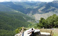 Ascensió a Sant Jaume d'Arestui, una ermita estratègica