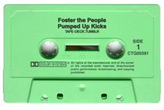 Pump up your kicks and click through for free Foster The People music on Playlist!