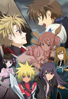Tales of Press Release Recap: Zestiria the Cross TV Anime, CR ...