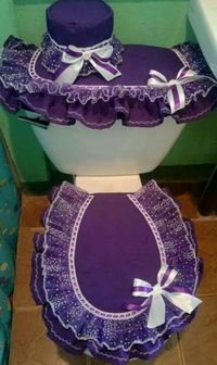 Bathroom Crafts, Bathroom Sets, Sewing Crafts, Sewing Projects, Projects To Try, Tuscan Style Homes, Curtain Designs, Sewing Techniques, Handicraft