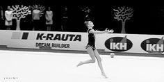 Alexandra Soldatova #RhythmicGymnastics