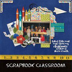 Scrapbook Classroom - Scrapbook.com