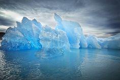 Beautiful blue ice Greenland | by Fotograf Camilla Hey. [35432362] #reddit