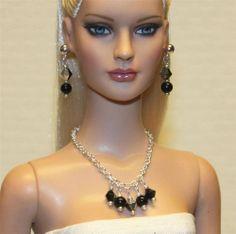 """Class Act"" Jewelry Set for Tonner Tyler Cami Ellowyne Dee Anna Gene Sybarite"