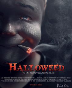 Independent film Halloweed and Production company J&R Productions, was in need of an attention grabbing poster to promote their movie.  Robert Olin Studios was able to help them get what they were after.