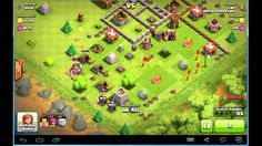 Town Hall 3 attack strategy for loot and trophies / Upgrading Barbarians...