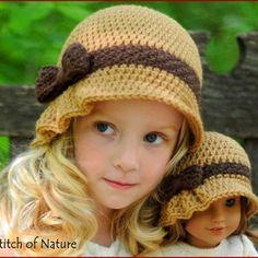 Crochet Hood, Knit Crochet, Crotchet Dress, Half Double Crochet, Single Crochet, Crochet For Kids, Crochet Baby, Easy Crochet Patterns, Knitting Patterns