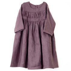 """""""NOTRE COEUR"""" - La Princesse au petit pois  Love this dress. It might be worth the splurge if she could wear it multiple years."""