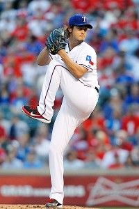 Yu Darvish! Texas Rangers