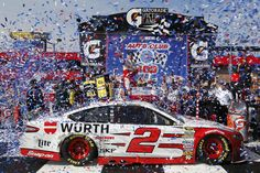 ICYMI: @keselowski led one lap - the last one - to win yesterday's #AutoClub400. http://nas.cr/1Hm1jNr
