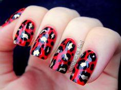 Globe & Nail: Autumn Leopard