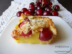 Clafoutis torta francese alle ciliegie by simo