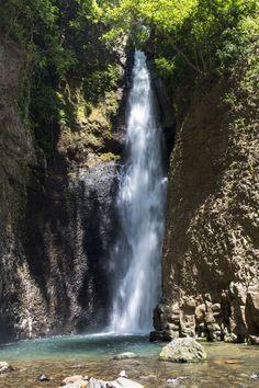 Los Chorros waterfall, Grecia Costa Rica