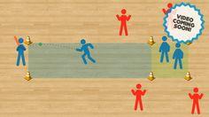 Danish Longball - Striking and Fielding Games ThePhysicalEducator.com