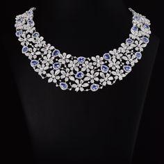 Diamond Pendant Collection K L – Modern Jewelry Diamond Earrings Indian, Real Diamond Necklace, Gemstone Necklace, Diamond Jewelry, Diamond Necklaces, Diamond Pendant, Pendant Necklace, Unusual Jewelry, Fine Jewelry