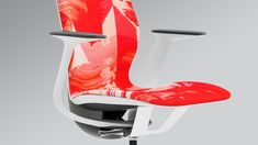 Steelcase Introduces SILQ: An Innovation in Seating Design Desk Chair, Gaming Chair, Innovation, Outdoor Furniture Chairs, Hanging Chair From Ceiling, Workspace Design, Ergonomic Chair, Beautiful Living Rooms, Pink Leather