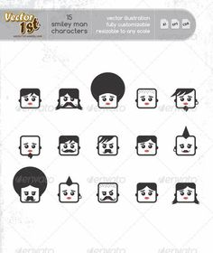 Realistic Graphic DOWNLOAD (.ai, .psd) :: http://sourcecodes.pro/pinterest-itmid-1006914672i.html ... Smiley Man Characters ... art, avatar, boy, cartoon, character, emotion, expression, face, icon, illustration, male, man, occupation, picture, portrait, profession, user, vector ... Realistic Photo Graphic Print Obejct Business Web Elements Illustration Design Templates ... DOWNLOAD :: http://sourcecodes.pro/pinterest-itmid-1006914672i.html
