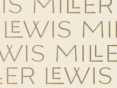 Lewis Milller