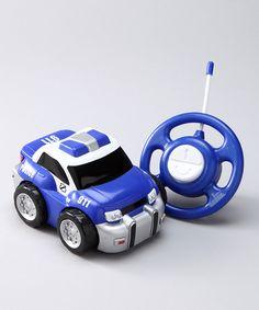 kid galaxy my first rc go go police car remote control 1699