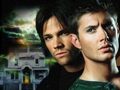 23 years ago Sam (Jared Padalecki) and Dean Winchester (Jensen Ackles) lost their mother because of the mysterious and demonic supernatural force. He taught them everything about the paranormal evil that exists. Castiel, Supernatural Jensen Ackles, Supernatural Season 4, Supernatural Episodes, Supernatural Poster, Supernatural Pictures, Sam Winchester, Winchester Brothers, Winchester Supernatural