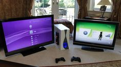 Merged Xbox360 and PS3 to remove clutter. Drool.   THIS IS WHAT I'VE BEEN LOOKING FOR.