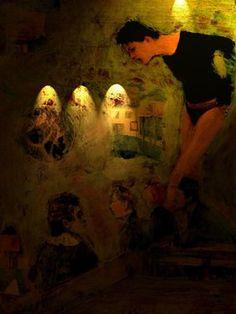 "Saatchi Art Artist Cris Acqua; Photography, ""1-Art PHOTO. Montmartre. (Edicion limitada 7)"" #art http://www.saatchiart.com/art-collection/Photography/Noche-Arte-fotografico/45144/74731/view"