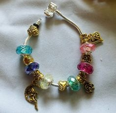 Fairy Moon Magic  A European Style Charm by BlingItOutLoudCharms
