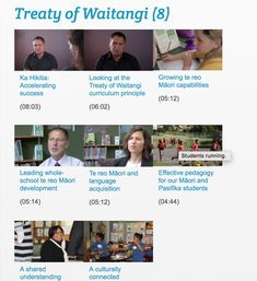 A collection of 8 videos exploring the Treaty of Waitangi Treaty Of Waitangi, Waitangi Day, Curriculum, Exploring, Language, Success, Student, Teaching, School