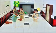 Lego Ghostbusters First Fight | Flickr - Photo Sharing!