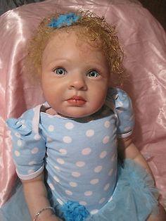Reborn Baby Doll Rowan by Jessica Schenk