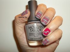 43 Best Morgan Taylor Polish Nail Art Images In 2018