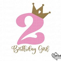 2nd Birthday Shirt, Birthday Girl Quotes, Girl 2nd Birthday, Birthday Wishes, Birthday Cards, Happy Birthday, Tangled Birthday, Birthday Ideas, Cricut Explore