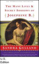 The Many Lives & Secret Sorrows of Josephine B. -  U.S. Cover