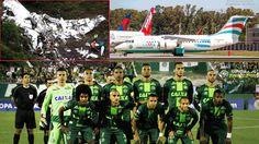 Toma fuerza hipotesis accidente del avion en que viajaba el club brasileño de fútbol Chapecoense se debio a falta de combustible
