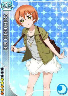 星空凜 ほしぞら りん Hoshizora Rin