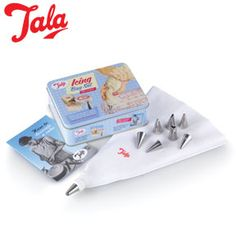 Conjunto para confeitar Tala
