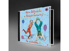 NA DISKOTÉKE 2  Spievanka a Zahrajko pre vás pripravili tanečné piesne, ktoré roztancujú vás i vaše deti doma, v škôlke, na karnevale či na oslave. CD obsahuje aj hit všetkých zábav (i svadieb) Kačací tanec - prvýkrát v slovenčine! O zábavu máte postarané :-)