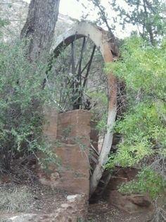 Waterwheel, payson az