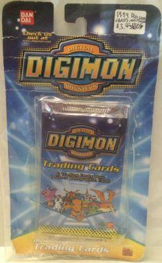 (TAS031966) - Bandai Digital Digimon Monsters Trading Cards Pack
