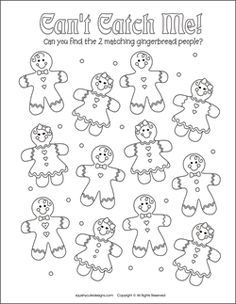 christmas matching games for kids free printable party games and activities christmas coloring pages - Free Coloring Games For Kids