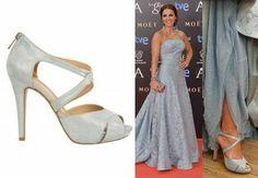 Recién llegadas a modalia.com estas sandalias #lodi que lució Paula Echevarría en los Premios Goya. ¡Hazte con ellas!