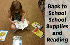 Saving on Back to School School Supplies and Reading #ad #BNschoolsavings