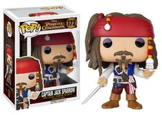 Pop! Disney: Pirates - Jack Sparrow | Funko