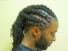 Natural Thoughts from a Natural Stylist: Men's Loc Style Gallery