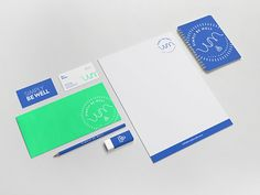 Simply Be Well on Behance