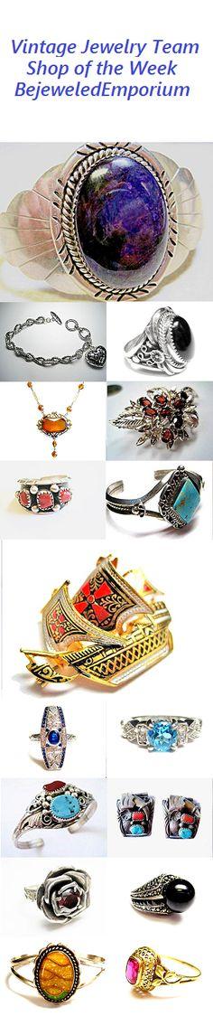 March 15th thru 21st - BejeweledEmporium #etsyvjt