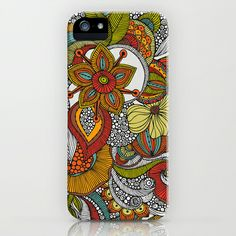 **Ava iPhone & iPod Case by Valentina - $35.00