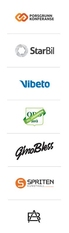 Logofolio 13/14 on Behance